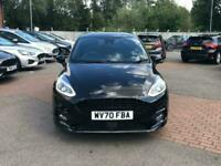 2020 Ford Fiesta 5Dr ST-Line X Edition 1.0 125PS Hatchback Petrol Manual