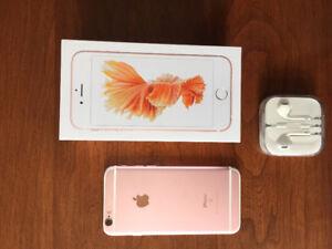iPhone 6s, Rose Gold, 16GB