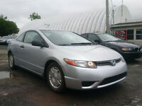 2007 Civic ((ONLY 66000Kms)) NEW MVI
