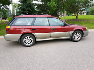 2002 Subaru outback awd ray 250 640 7293