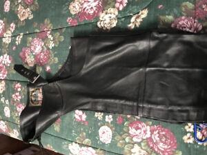 Pantalon cuir pour moto