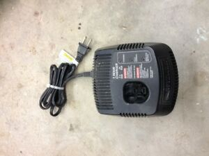 Craftsman 7.2 to 24 Volt Battery Charger