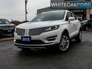 2015 Lincoln MKC Navigation-Panoramic Roof-Blis