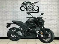 YAMAHA MT-125 125CC LEARNER LEGAL,NAKED STREETBIKE,21 MODEL,LOW RATE FINAN...