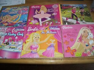 21 Barbie books and dvds St. John's Newfoundland image 2