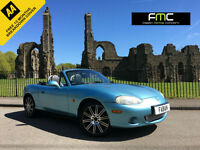 2002 Mazda MX-5 1.8i Sport **Full History - Cheap Topless Fun**