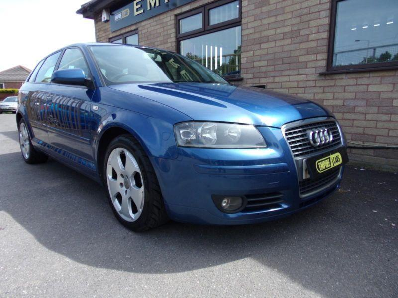 2005 audi a3 tdi sport hatchback diesel in llantwit. Black Bedroom Furniture Sets. Home Design Ideas