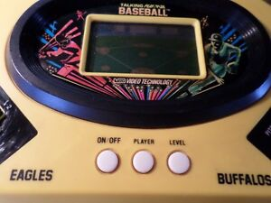 1987 V-Tech Baseball Electronic Game (VIEW OTHER ADS) Kitchener / Waterloo Kitchener Area image 4