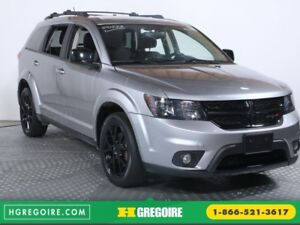 2017 Dodge Journey SXT BLACKTOP MAGS 19'' NOIR