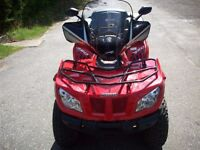 2012 ARCTIC CAT ATV