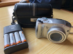 Canon Power Shot SX100 IS