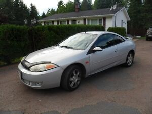 2001 Ford Cougar Coupe (2 door)
