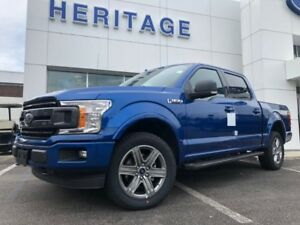 2018 Ford F-150 XLTREMOTE START ! NAVIGATION ! TRAILER TOW PACKA