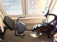 Indoor Exercise Bike with multiple resistance levels