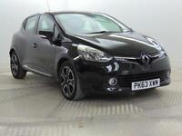 2013 Renault Clio DYNAMIQUE MEDIANAV ENERGY TCE S/S Petrol black Manual
