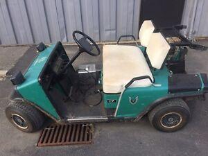 Golf cart EZGO