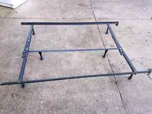 Adjustable frame for twin/double/queen bed