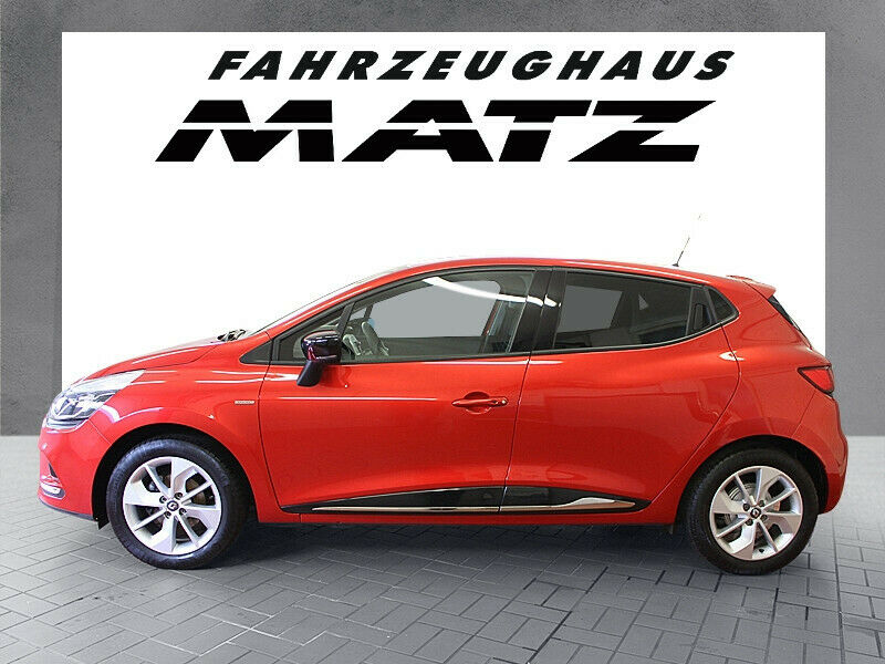 Renault Clio ENERGY TCe 90 Limited *Navi*Sitzhzg.*Winter