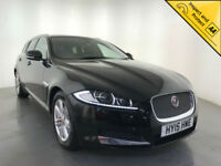 2015 JAGUAR XF PREMIUM LUXURY DIESEL ESTATE AUTOMATIC 1 OWNER SERVICE HISTORY