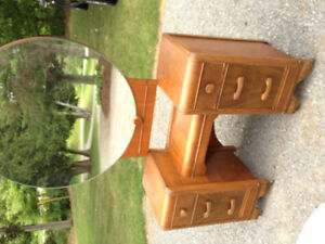 Antique/Vintage Dressing Table and Stool Peterborough Peterborough Area image 1