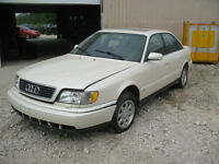 JUST IN 1996 AUDI A6 AT PIC N SAVE WOODSTOCK