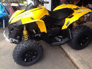 LOOKING FOR CAN AM RENEGADE AFTERMARKET RIMS