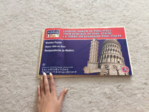 Leaning Tower of Pisa, Italy puzzle