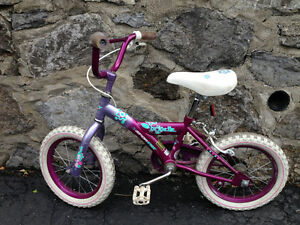 Vélo pour fillette/girl's bike