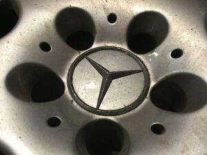 Mercedes OEM rims and tires