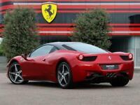 2012 Ferrari 458 Italia 2dr Auto Coupe Petrol Automatic