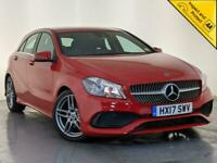 2017 MERCEDES-BENZ A200D AMG LINE AUTO REVERSING CAMERA LEATHER SEATS 1 OWNER