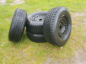 Winter Force LT265/70R/17