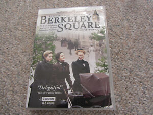 Berkely Square on DVD - The Entire Series Kitchener / Waterloo Kitchener Area image 1