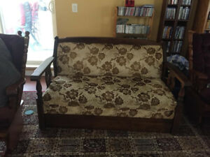 Antique couch for