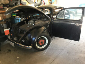 1960 Type 1 VW Bug & 2027 Scat performance Crate engine