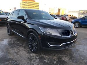 2016 Lincoln MKX Reserve  360 Camera, 22-Way Seat, Adapt Cruise,