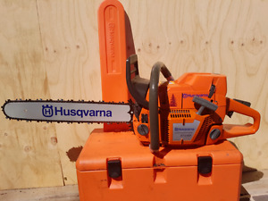 Husqvarna chainsaw 365 special big bore , ported 372xpst