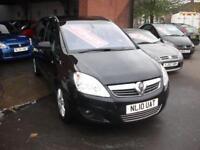 2010 Vauxhall/Opel Zafira 1.9CDTi ( 120ps ) auto Elite 132,306 Miles