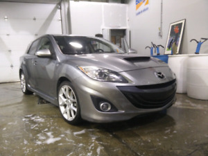 Clean 2012 mazdaspeed 3