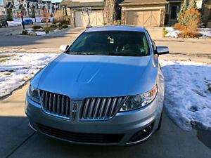 2012 Lincoln MKS Sedan