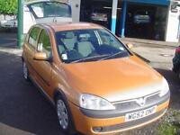 Vauxhall Corsa 1.7DTi 16v 2003 SXi