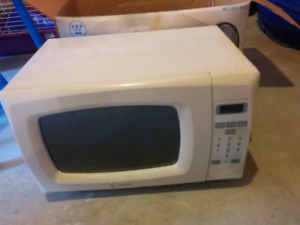 Microwave for sale!