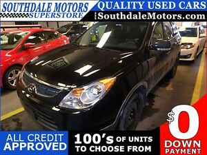 2012 HYUNDAI VERACRUZ AWD * 1 OWNER * BLUETOOTH * SUNROOF * 7 PA