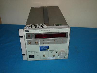 Hp Agilent 6038a System Power Supply 0-60v0-10a 200w