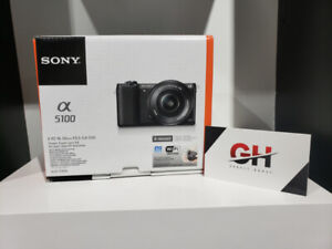 Store Sale - Sony a5100 Mirrorless Camera with E PZ 16-50mm