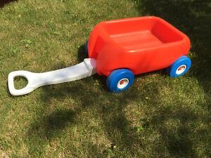 Little Tikes Toy Wagon