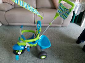 Kids Trike (smartrike make)