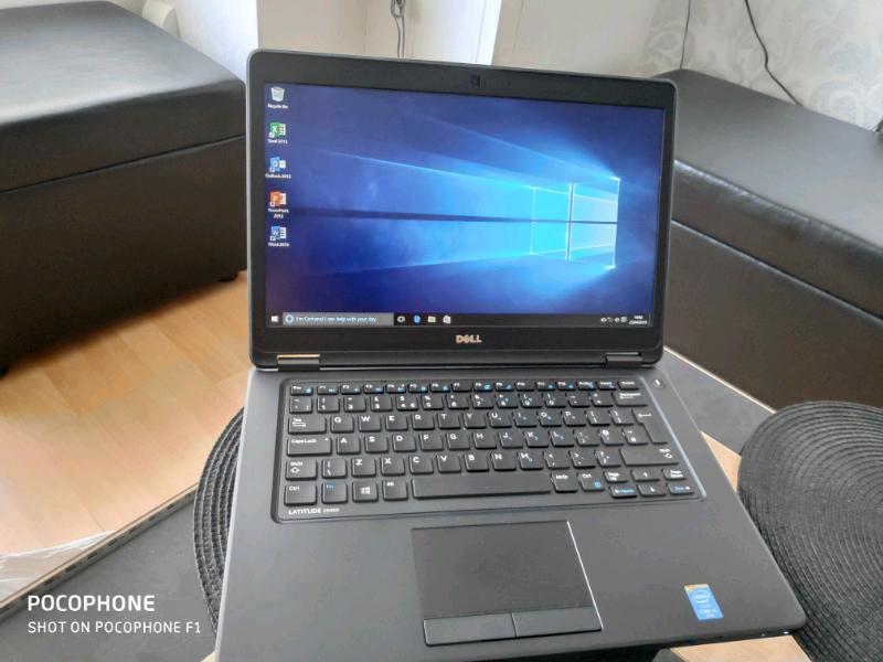 Dell Latitude e5450 i5 Windows 10 Laptop | in Alum Rock, West Midlands |  Gumtree