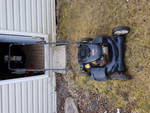 Craftsman kohler xt series lawnmower 149cc
