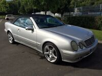Mercedes CLK Kompressor - Future Classic investment!!